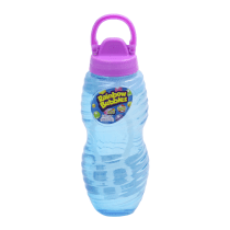 RAINBOW BUBBLES BOTOL GELEMBUNG SABUN DENGAN HANDLE 8 OZ