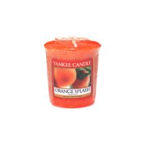 YANKEE ORANGE SPLASH CANDLE VOTIVE 50 GR