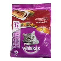 WHISKAS DRY FOOD GRILLED FISH 480 GR