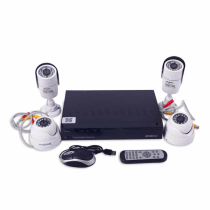 KRISVIEW CCTV AHD 4 CHANNEL