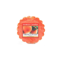 YANKEE ORANGE SPLASH CANDLE TART