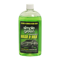 SIMPLE GREEN WASH & WAX 20 OZ