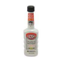 STP FUEL INJECTOR & CARBURETOR TREATMENT 5.25 OZ