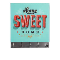 WENKO GANTUNGAN BAJU MAGNETIK HOME SWEET HOME 30X34 CM