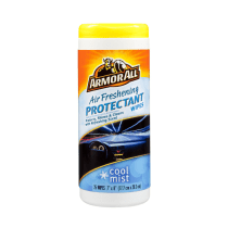 ARMOR ALL AIR REFRESHING PROTECTANT WIPES