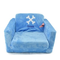 LITTLE GIGGLES SOFA ANAK - BIRU