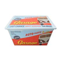 KIS C-BOX KOTAK PENYIMPANAN PLASTIK XL – VINTAGE GARAGE