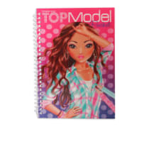 TOP MODEL BUKU MEWARNAI 3D