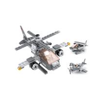 SLUBAN BRICKS HELICOPTER 3 IN 1