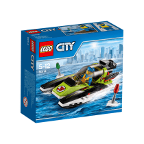 LEGO CITY RACE BOAT 60114