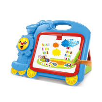 KIDDY STAR PAPAN TULIS 2IN1 - BIRU