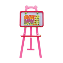 KIDDY STAR LEARNING EASEL - PINK