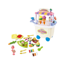 PLAYGO DOUGH ICE CREAM SET