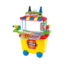 PLAYGO DOUGH PIZZERIA CART
