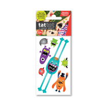 TATTOT STIKER TATO TEMPORARY SMALL 69517 - MONSTER