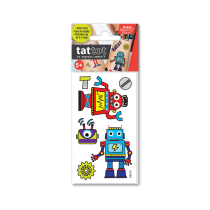 TATTOT STIKER TATO TEMPORARY SMALL 69519 - ROBOT