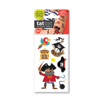 TATTOT STIKER TATO TEMPORARY SMALL 69522 - PIRATE