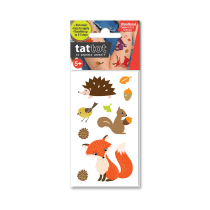 TATTOT STIKER TATO TEMPORARY SMALL 69510 - WOODLAND