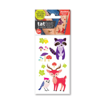 TATTOT STIKER TATO TEMPORARY SMALL 69511 - WOODLAND