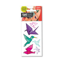 TATTOT STIKER TATO TEMPORARY SMALL 69558 - ORIGAMI