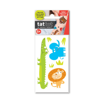 TATTOT STIKER TATO TEMPORARY SMALL 69513 - SAFARI