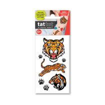 TATTOT STIKER TATO TEMPORARY SMALL 69514 - SAFARI