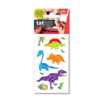 TATTOT STIKER TATO TEMPORARY SMALL 69525 - DINO