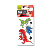 TATTOT STIKER TATO TEMPORARY SMALL 69526 - DINO