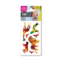 TATTOT STIKER TATO TEMPORARY SMALL 69530 - WILD ART