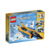 LEGO CREATOR 3IN1 SUPER SOARER 31042