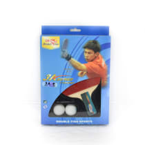 DOUBLE FISH SET PERLENGKAPAN TENIS MEJA 3A-E