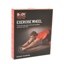 BODY SCULPTURE EXERCISE WHEEL ASSORTED