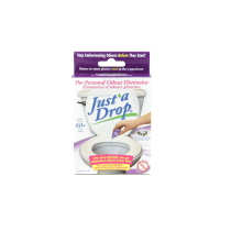 JUST A DROP PENGHILANG BAU TOILET 15 ML - UNGU