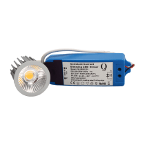 Q LED LAMPU SOROT DIMMABLE 9W 3000K