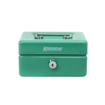 KRISBOW CASH BOX 6 INCH - HIJAU