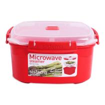 SISTEMA MICROWAVE STEAMER 2.4 LTR
