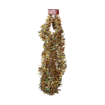NOELLE GARLAND LARGE TIP 270 CM – GOLD