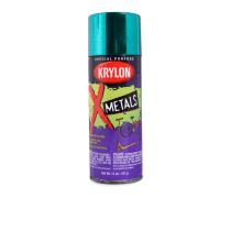 KRYLON X-METALS CAT SEMPROT ANODIZED - HIJAU