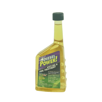 GOLD EAGLE FUEL TREATMENT & ANTI GEL DIESEL POWER 355 ML