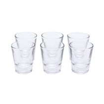LIBBEY SET GELAS SHOT BAR 44ML 6 PCS