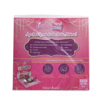 BARBIE SET RUMAH POP UP - PINK