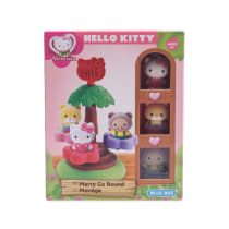 SANRIO VELLUTATA HELLO KITTY MERRY GO ROUND