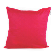 GLERRY HOME DECOR BANTAL SOFA FUSHIA NIGHT 40X40 CM