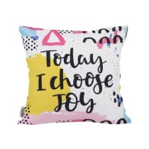 GLERRY HOME DECOR BANTAL SOFA TODAY I CHOOSE 40X40 CM