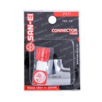 SAN-EI CONNECTOR TEE ½ INCI