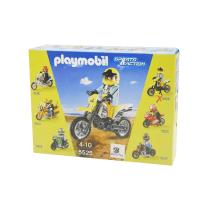 PLAYMOBIL MOTOCROSS BIKE