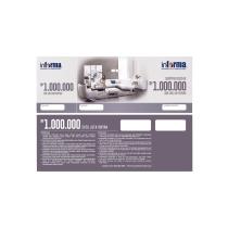 VOUCHER INFORMA RP. 1.000.000
