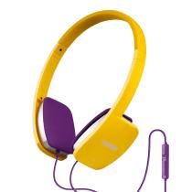 EDIFIER HEADPHONE DENGAN MIC K680 - KUNING