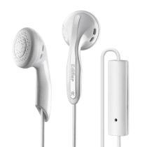 EDIFIER EARPHONE DENGAN MICROPHONE H180 - PUTIH