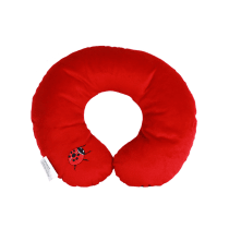 BANTAL LEHER BUG FAMILY - MERAH